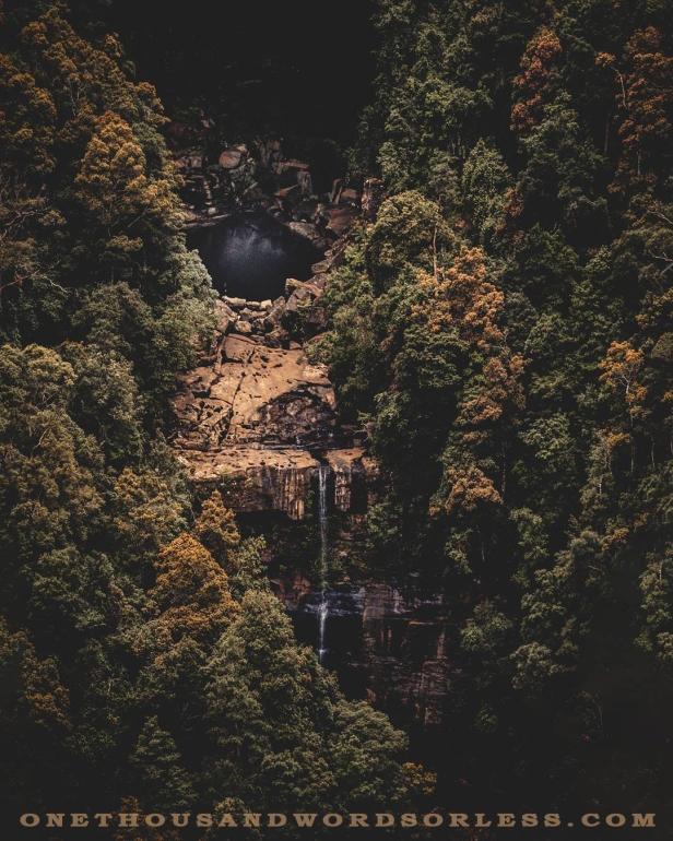 Belmore Falls Fine Art Landscape Photography